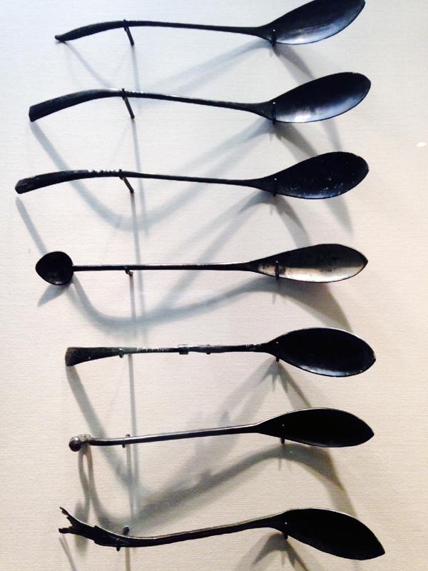 British Museum spoons
