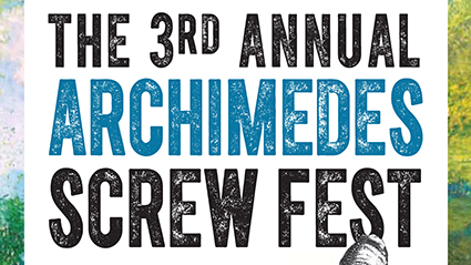 3rd Archimedes Screw Fest