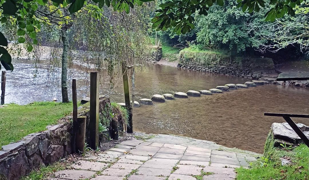 My way around the Sacred Waters Way 2021